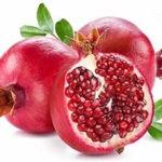 Aliments pour agrandir le pénis fruit grenade