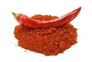 Aliments pour agrandir le pénis le piment de cayenne