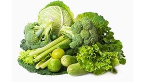 Aliments pour agrandir le pénis les légumes verts
